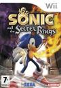 Sonic and The Secret Rings for Nintendo-Wii