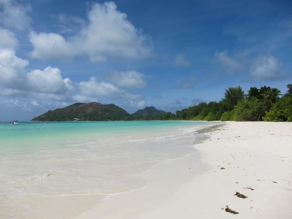 пляж Anse Volbert, Praslin