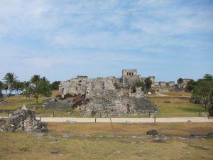развалины Тулума