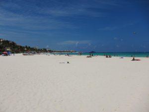 пляж Плая-дель-Кармен
